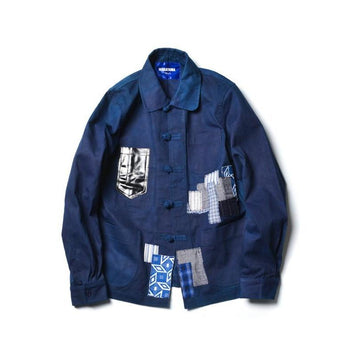 Boro Chinese Work Jacket