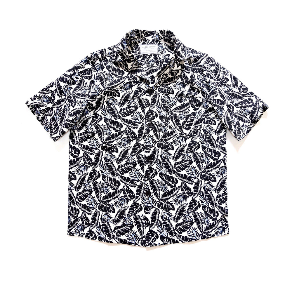 Plantain Leaf Hawaiian Shirt - Aesthetic Homage | Noragi | Lhamo