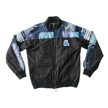 Boro Patch Baseball Jacket