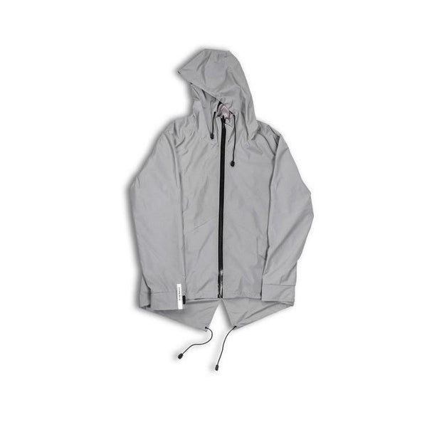 3M Reflective Windbreaker - Aesthetic Homage  | Techwear | Noragi | Lhamo | Men's Kimono