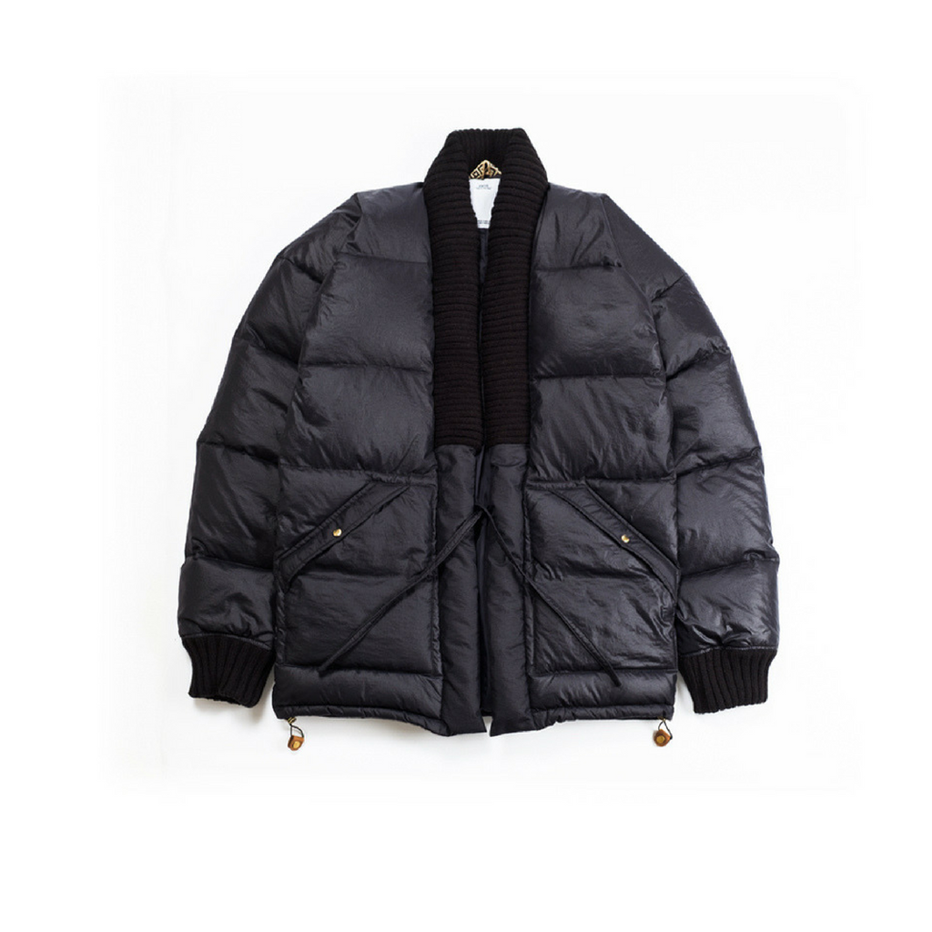 Noragi Bubble Jacket - Aesthetic Homage | Noragi | Lhamo