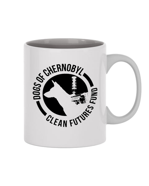 Dogs of Chernobyl White Mug