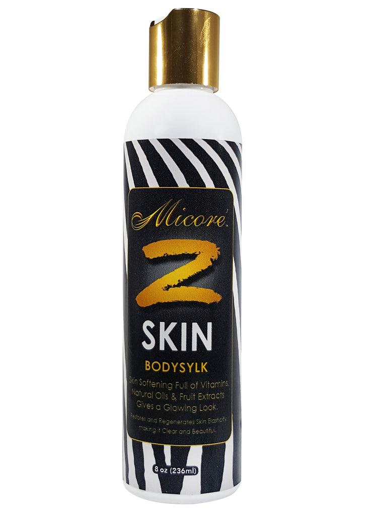 The Magic in Micoré BodySylk Oil! Everyone's talking about it...