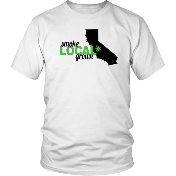 CALI Tee (Light Colors)