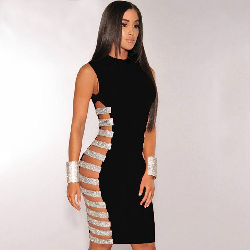 Cathy Bandage Dress