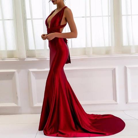 Red Carpet Dress