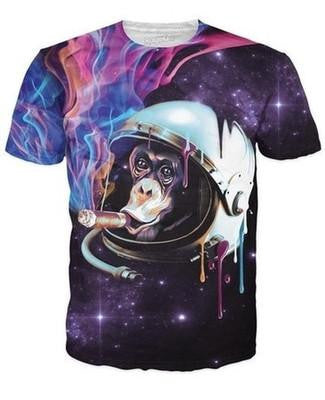 Space Monkey T-Shirt
