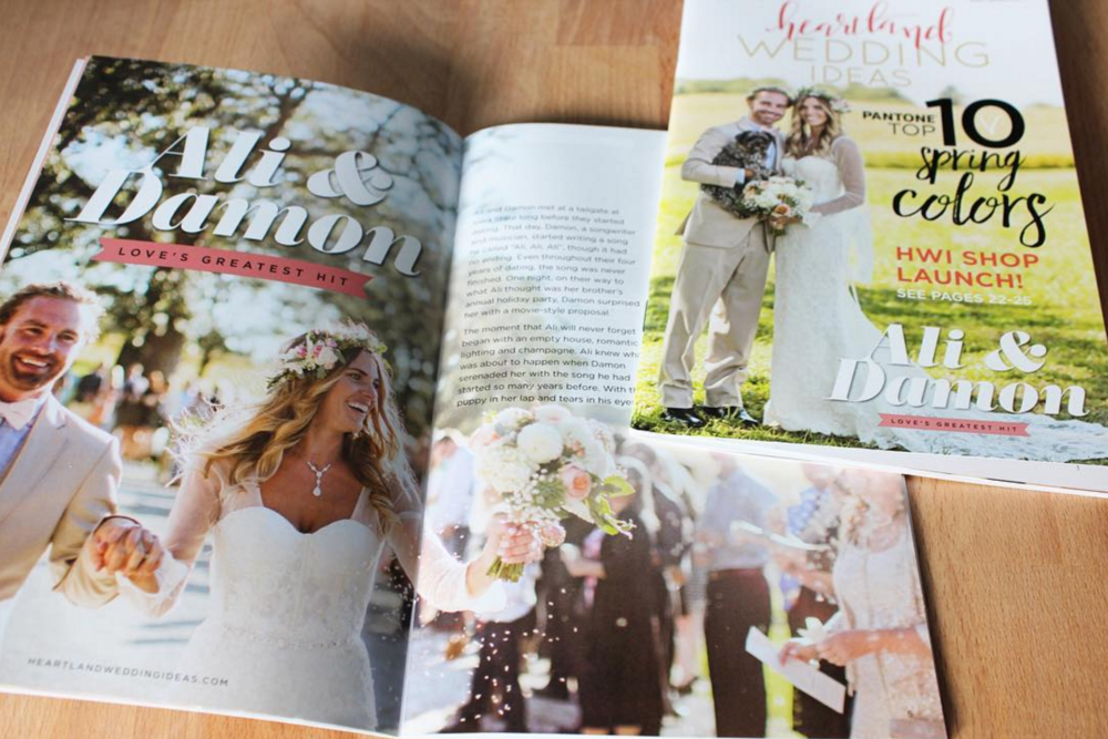 Wedding Planning 101: Start at the Beginning - Magazine Inspo & Invitations