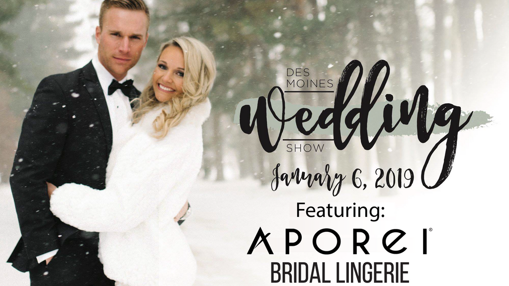 Aporei Bridal Lingerie at The Des Moines Wedding Show