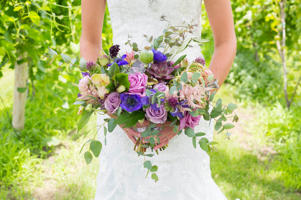 bridal bouquet inspiration in iowa