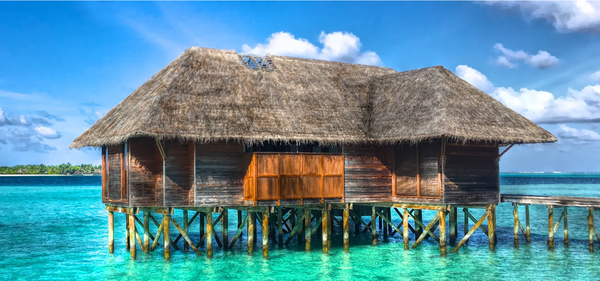Maldives Hut On Water for Honeymoon Deals