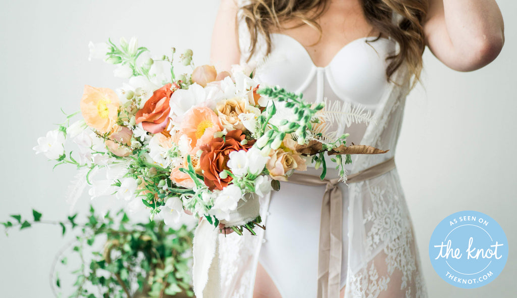 bridal lingerie and wedding planning
