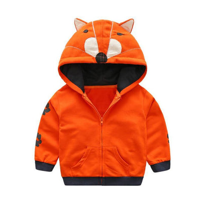 Animal Inspired Casual Jacket - Little Palace Store