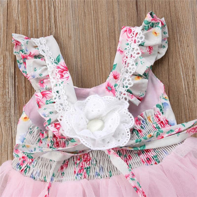 Aria's Little Princess Dress - Little Palace Store
