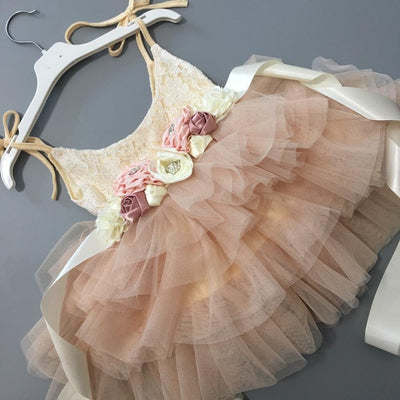 Beautiful Princess Tutu Dress - Little Palace Store