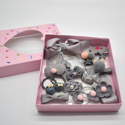 Bejeweled Princess Hair Accessories Gift Box - Little Palace Store