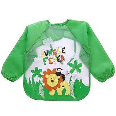 Bibs Full Sleeves Ages 2-5 Years - Little Palace Store