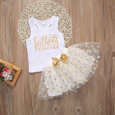 Birthday Princess Set - Little Palace Store