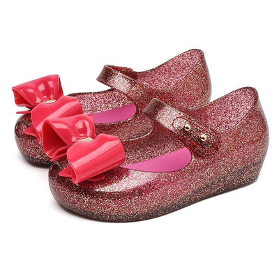 Bowtique Bow Sparkle Sandals 2019 - Little Palace Store