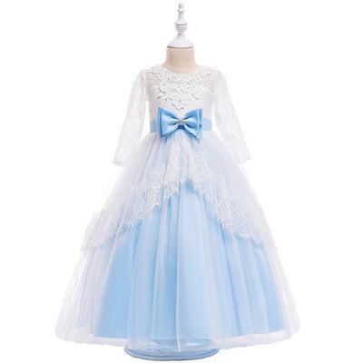 Bowtique Lace Princess Dress - Little Palace Store