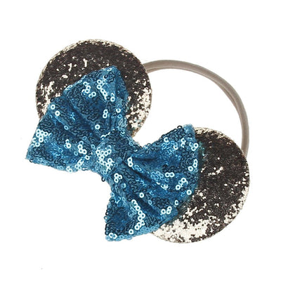 Bowtique Sequinned Head Piece - Little Palace Store