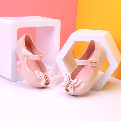 Butterfly Beauty Jelly Sandals - Little Palace Store