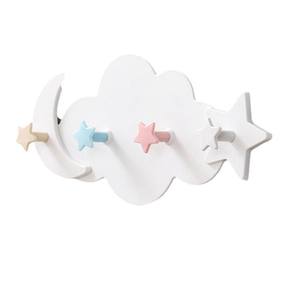 Cloud Shape  Clothes Hooks - Little Palace Store