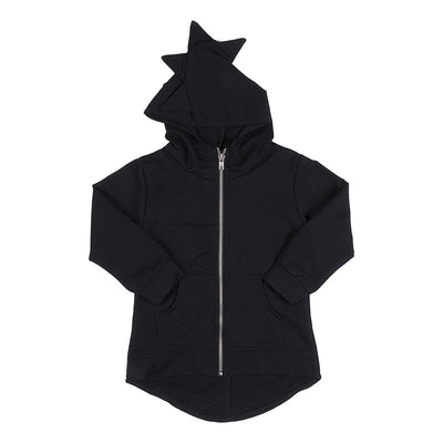 Dino Hood Zip Top - Little Palace Store