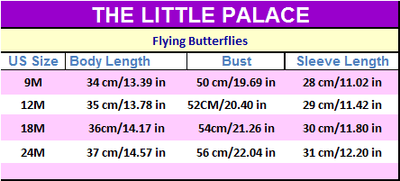Flying Butterflies - Little Palace Store