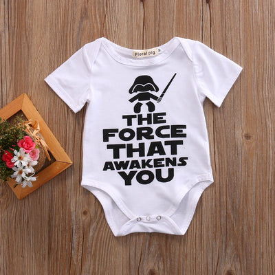 Force Awakens U Onesies - Little Palace Store