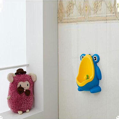 Frog Shape Boys Urinal Potty - Little Palace Store