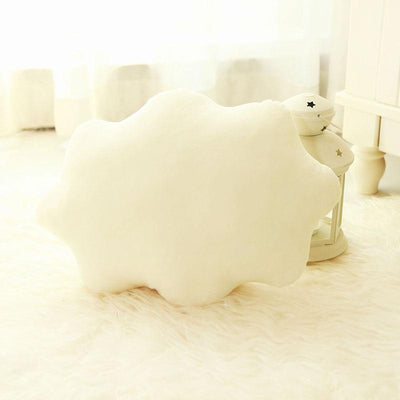 Happy Face Cloud Cushion - Little Palace Store
