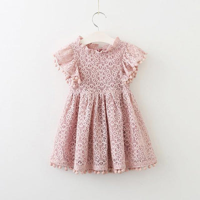 Isla's Lace Dress Collection - Little Palace Store