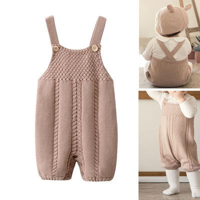 Knitted Baby Romper - Little Palace Store