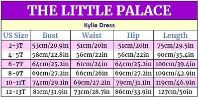 Kylie Dress Dresses Little Palace Store