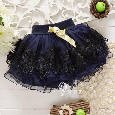 Lace Bounce Tutu Skirt - Little Palace Store
