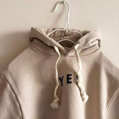 Loose Style Sweatshirts - Little Palace Store