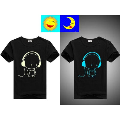 Love Music Neon T-shirts - Little Palace Store