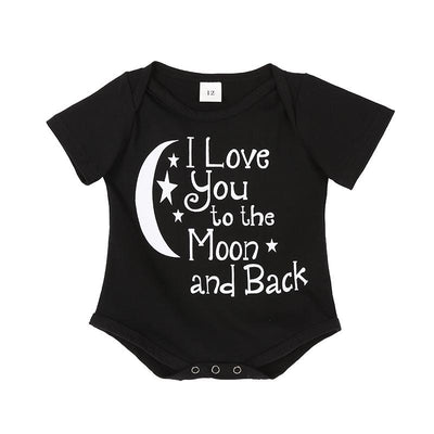 Love You To The Moon And Back - Little Palace Store