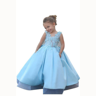 Mother Daughter Matching Party  Dress - Priority Shipping - Little Palace Store