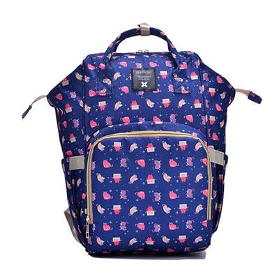 Multifunctional Backpack Diaper Bag - Little Palace Store