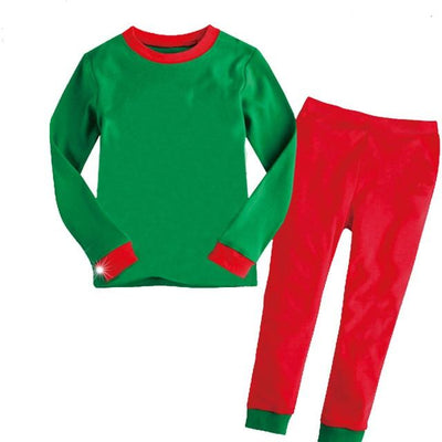 New Family Sleepwear Pajamas Sets  for Christmas - Little Palace Store