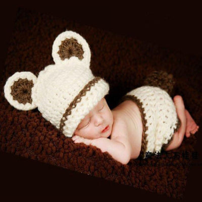 Newborn Animal Dress Up Set - Little Palace Store