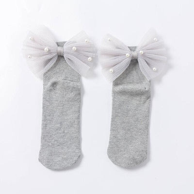 Princess Ankle Bead  Socks - Little Palace Store