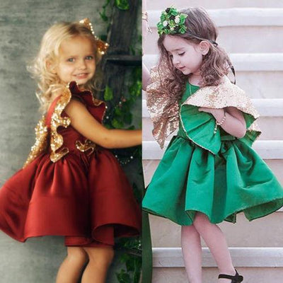 Princess  Formal  Dress - Little Palace Store