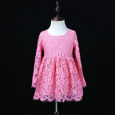 Princess Formal Matching Dress - Little Palace Store