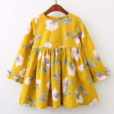 The Emma Dress - Priority Shipping Dresses Little Palace Store Sunshine Flower 3T