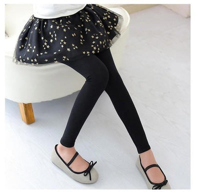 The Fashionable Skirt Leggings - Little Palace Store