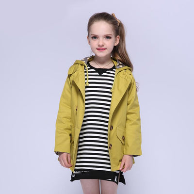 The Polka Dot Raincoat - Little Palace Store