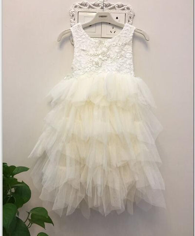 Tiara Dresses - Little Palace Store